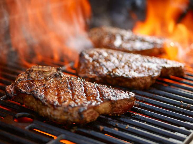 Get the Right Temperature grilling