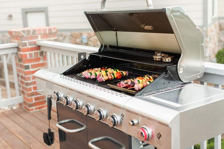 the best gas grills for under 500