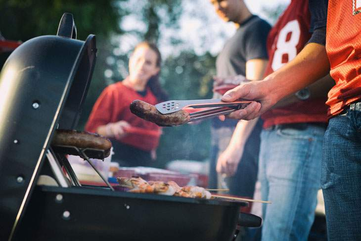 best tailgate grill review