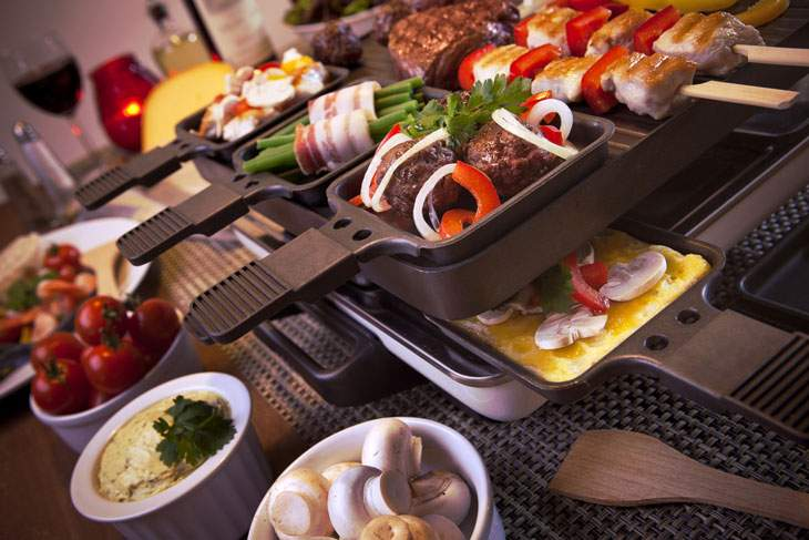 best raclette grill on the market