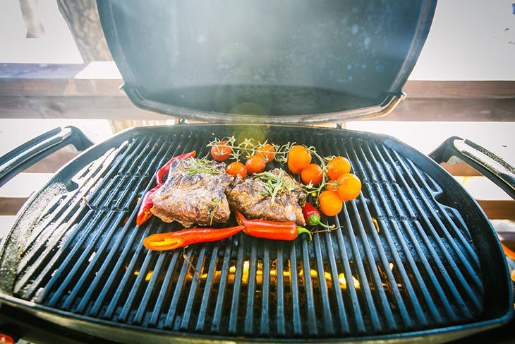 best small gas grill for camping