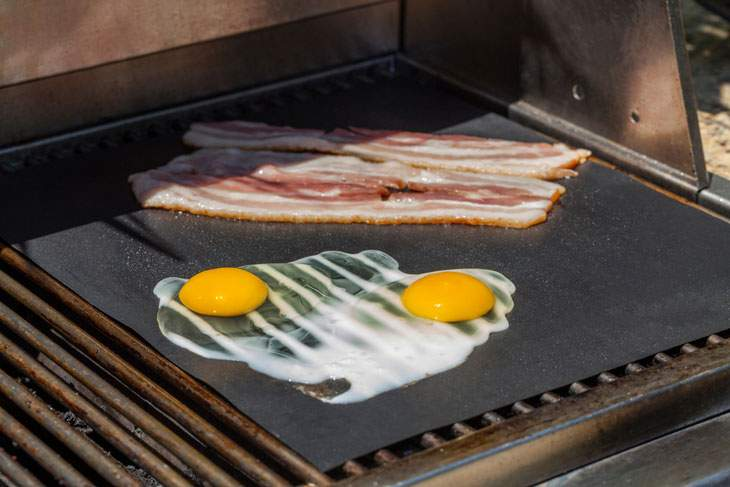 best grill mat for gas grill