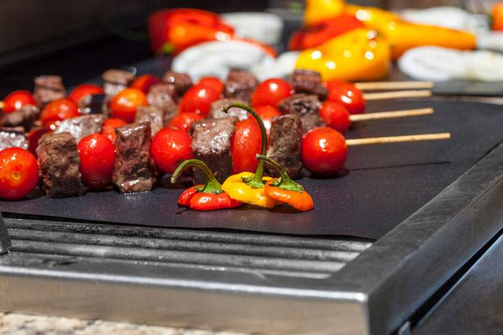 best grill mat for composite decking
