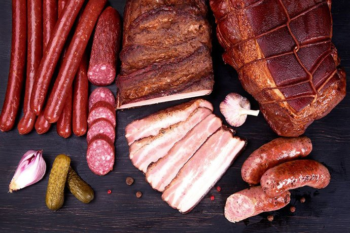 how long does smoked meat last in the wild