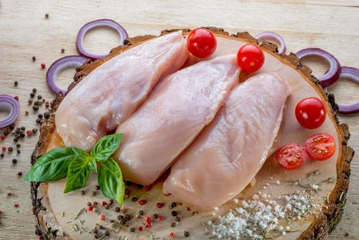 how to defrost chicken faster