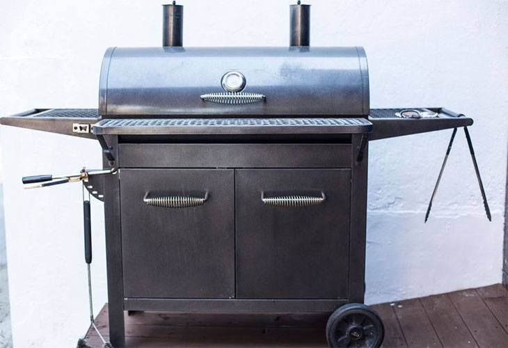 the best 4 burner gas grill