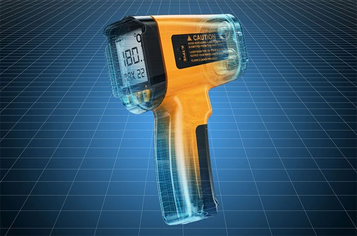 best infrared thermometer brand