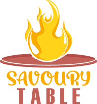 savourytable's footer logo